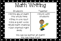 Math Daily 5 / by Becky Pallone