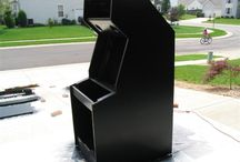 MAME Arcade / All about creating a custom cabinet to play your favorite arcade games.