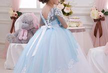 Vestidos de criança/Children's dresses