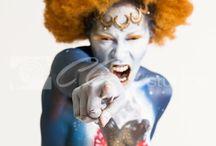 Living Art America / Body Paint Artistry