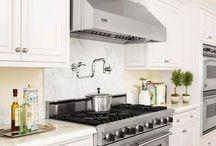 kitchen dream list / designs in the kitchen