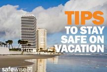 Safety Tips / Around the house safety tips to keep you and yours in one piece.