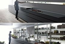 Kitchen design / kitchen design