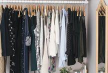 Tøj opbevaring