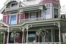 VICTORIAN  HOMES ( 1 )