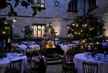 Hengrave Hall - Courtyard Lighting