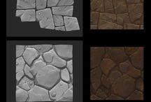 Tiling Textures Refs