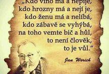 moudrá Jan Werich