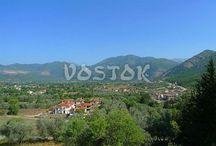 Village of Uzumlu near Fethiye Turkey
