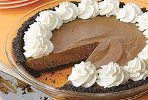 Dessert Pies and Tarts