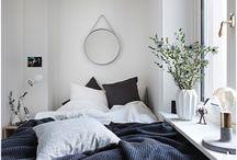 AYR Creates: Minimalist Bedroom