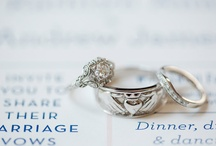 weddings | rings / by Kyle & Vanessa Photography