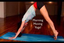Yoga / Wakker worden.....