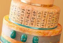 Egyiptomi torták