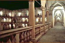 Wnętrze renesansowe
