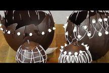 čokoláda a zdobení