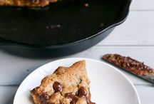 Everything Chocolate Chip! / Chocolate chip cookies and more! / by Save in Style!