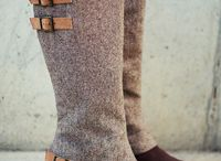 Must Have's - Boots, Heels, etc. / by Mandy Pepper-Yowell