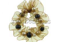 cintas y perlas