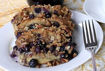 Breakfast and Brunch Deliciousness / by Kristen Mattson