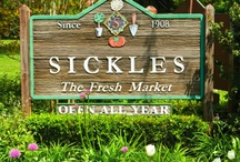 Sickles Market / These pins are about our store, but created by you!