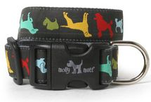 Hypoallergenic Dog Collars / This board describes the hypoallergenic hemp and bamboo dog collars and leashes available on Earth Doggy.