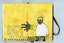 mehmet ulusel's sketchbooks
