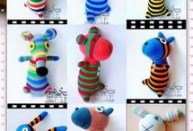 stuffed sock animals