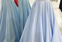 Evening dresses Diamanté