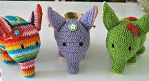 Crochet toys and gifts