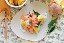 Fish & Shellfish / Delicious and original national and international recipes