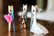 Knijpers versieren