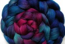 Yarn, yarn, beautiful yarn / by Patti Saunders