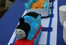 Party: Thomas the Tank Engine