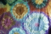 60's tie dyes