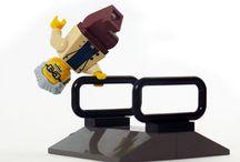 Lego a Parkour