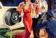 Vintage '30 y '40
