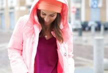 Erika Boldrin loves Peuterey / The IT blogger Erika Boldrin from Myfreechoice wears the Peuterey Limited Edition coat designed by Karim Rashid
