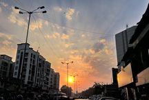 R@M / Sunrise,beautiful,nature