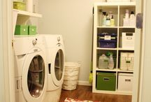 Sweet Home: Laundry Room.