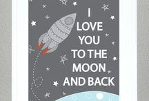 A la luna y de regreso