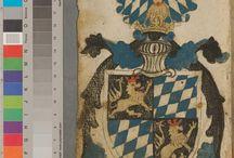 Ortenburger Wappenbuch - BSB Cod.icon. 308