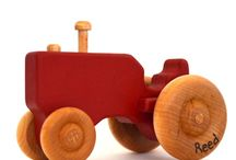 Wooden toy ideas
