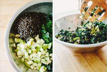 salads / veggies  / by    Sage   