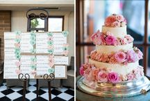 Wedding Cake / Wedding Cake Ideas - Chloe Jackman Photography