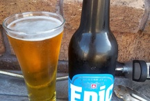 Beer - Epic LARGER / Imperial Pilsner
