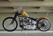 Chopper- Harly Davidson