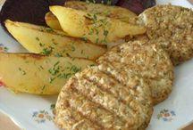 Zeleninové a bramborové pokrmy
