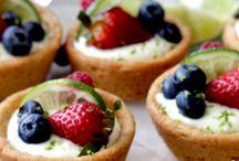 Delicious treats / Yummy treats