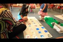 All About Montessori / Everything Montessori--from the philosophy to the materials!